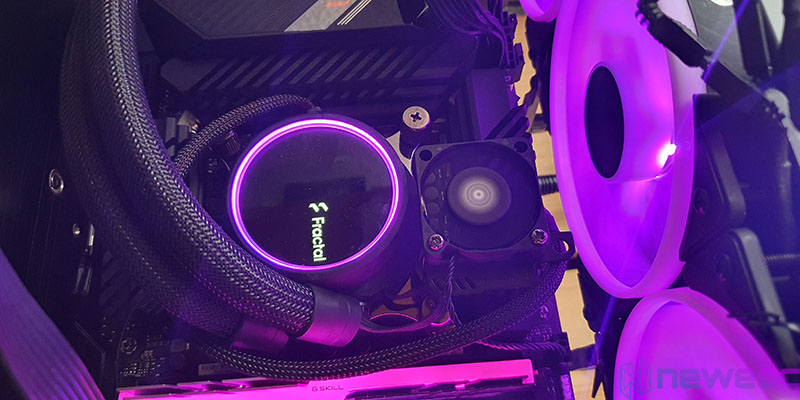 REVIEW ASUS ROG MAXIMUS XII HERO VRM CON FAN 40X40