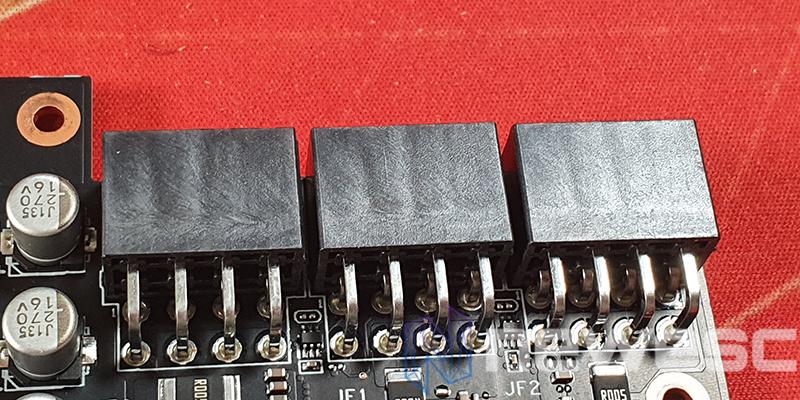 REVIEW ASUS ROG STRIX GAMING RTX 3070Ti OC CONECTORES PCI