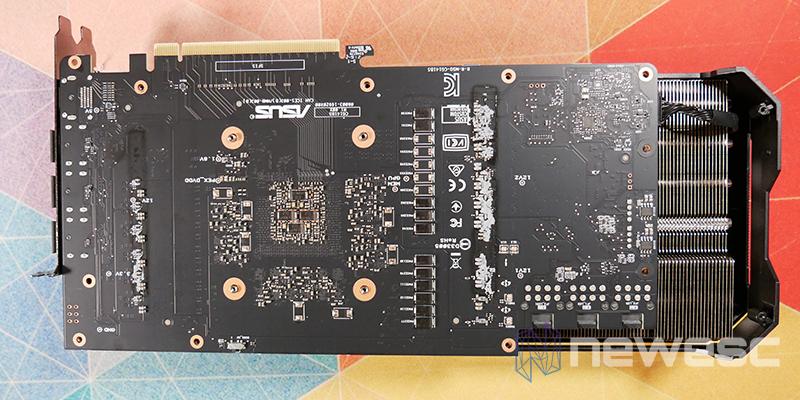 REVIEW ASUS ROG STRIX GAMING RTX 3070Ti OC PCB EN RADIADOR
