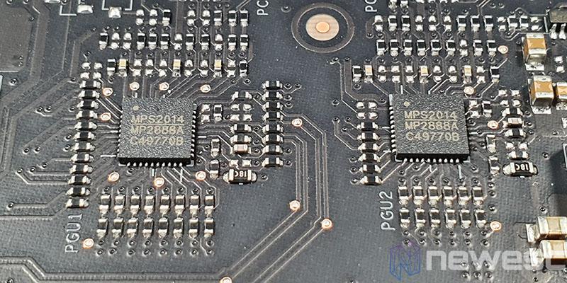REVIEW ASUS ROG STRIX GAMING RTX 3080 OC RGB CONTROLADORA MPS