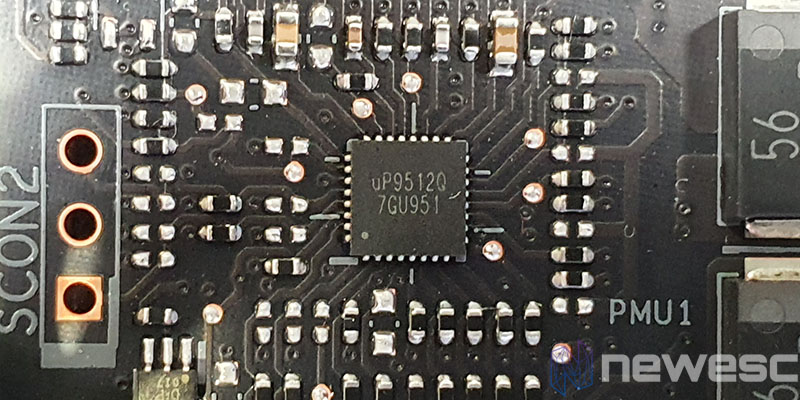 REVIEW ASUS ROG STRIX GAMING RTX 3080 OC RGB CONTROLADORA UPI
