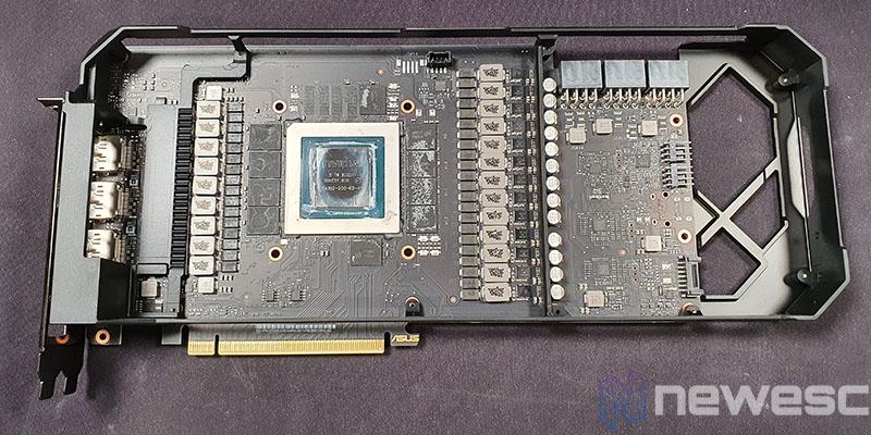 REVIEW ASUS ROG STRIX GAMING RTX 3080 OC RGB PCB CON MARCO