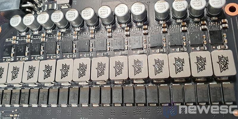 REVIEW ASUS ROG STRIX GAMING RTX 3080 OC RGB VRM