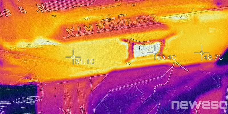 REVIEW ASUS ROG STRIX GAMING RTX 3080 OC TEMPERATURAS 2
