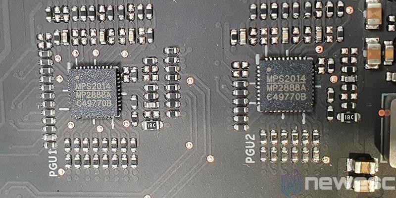 REVIEW ASUS ROG STRIX GAMING RTX 3090 OC CONTROLADORAS VOLTAJE GPU