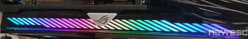 REVIEW ASUS ROG STRIX GAMING RTX 3090 OC ILUMINACION RGB