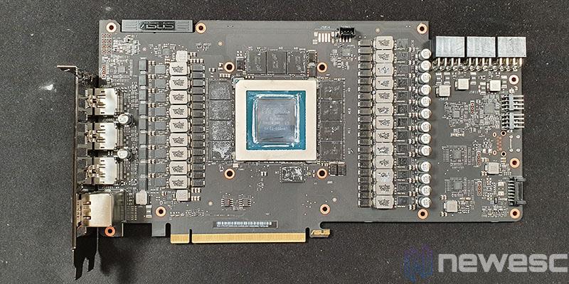 REVIEW ASUS ROG STRIX GAMING RTX 3090 OC PCB