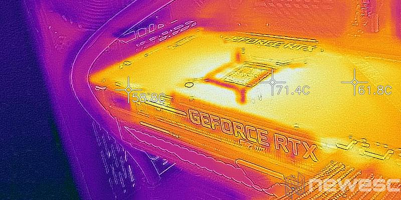 REVIEW ASUS ROG STRIX GAMING RTX 3090 OC TEMPERATURAS