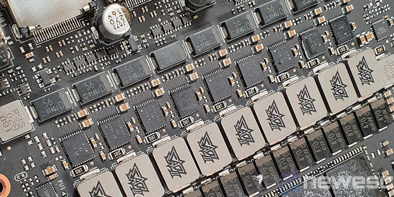 REVIEW ASUS ROG STRIX GAMING RTX 3090 OC VRM
