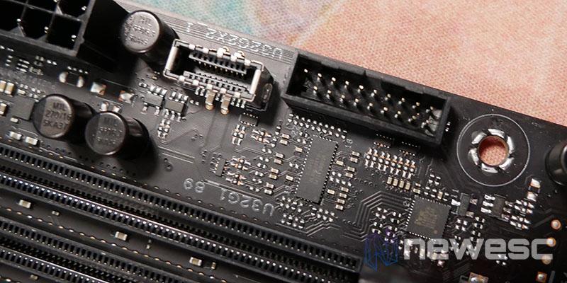 REVIEW ASUS ROG STRIX Z590E PUERTOS USB 32