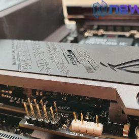 REVIEW ASUS STRIX Z490 I GAMING DESTACADA