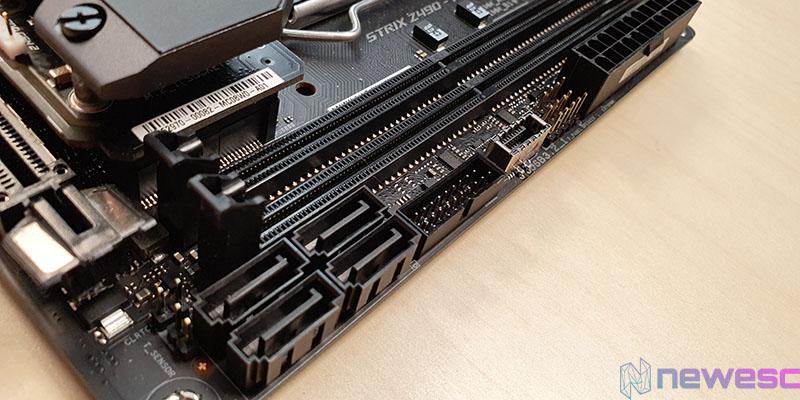 REVIEW ASUS STRIX Z490 I GAMING SATA Y USB
