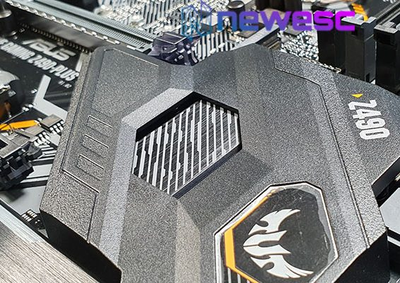 REVIEW ASUS TUF GAMING Z490 PLUS DESTACADA
