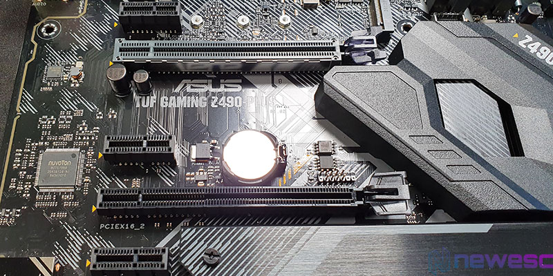 REVIEW ASUS TUF GAMING Z490 PLUS PCIE