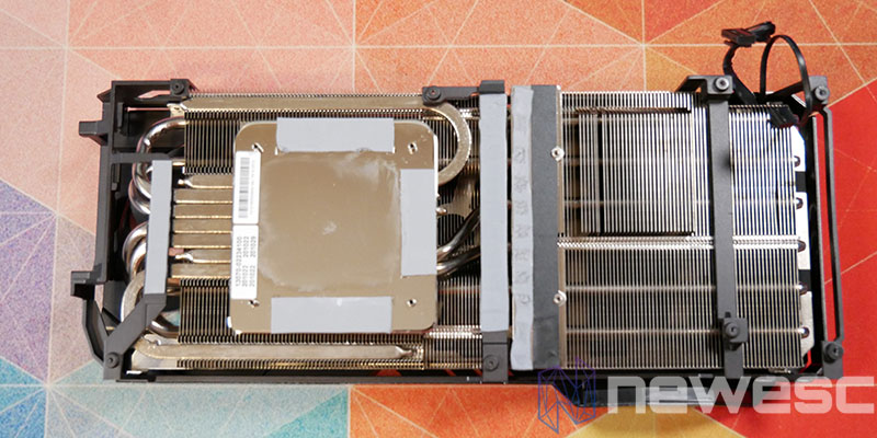 REVIEW ASUS TUF RX 6800 XT RADIADOR 1