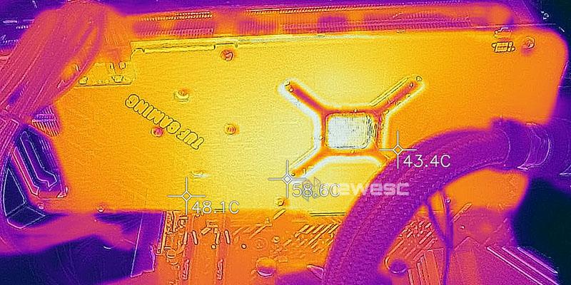 REVIEW ASUS TUF RX 6800 XT TEMPERATURAS