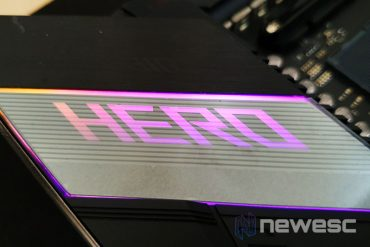 REVIEW ASUS X570 CROSSHAIR VIII HERO