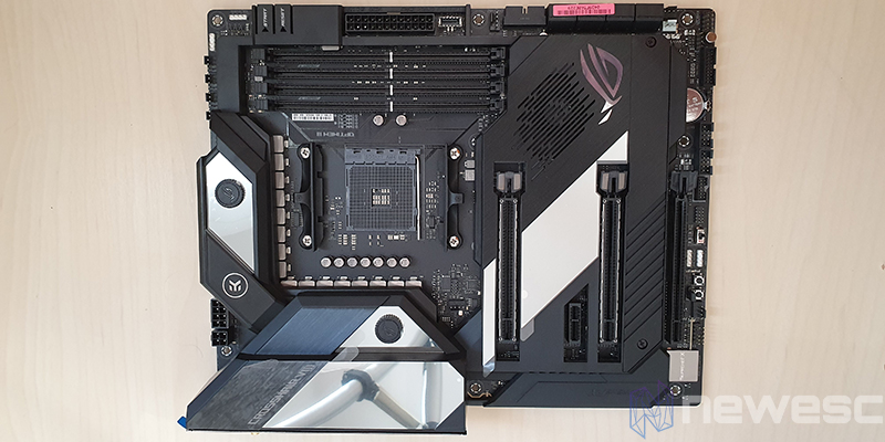 REVIEW ASUS X570 FORMULA PCB COMPLETO