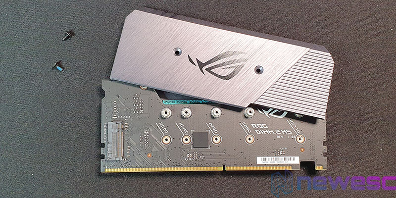 REVIEW ASUS Z390 GENE DIMM2