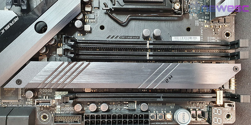REVIEW ASUS Z390 GENE DIMMS Y M2