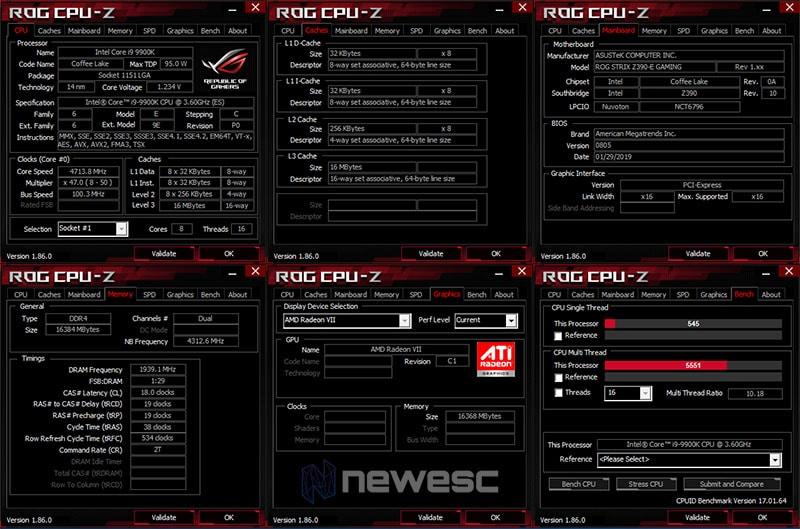 REVIEW ASUS Z390 STRIX-E