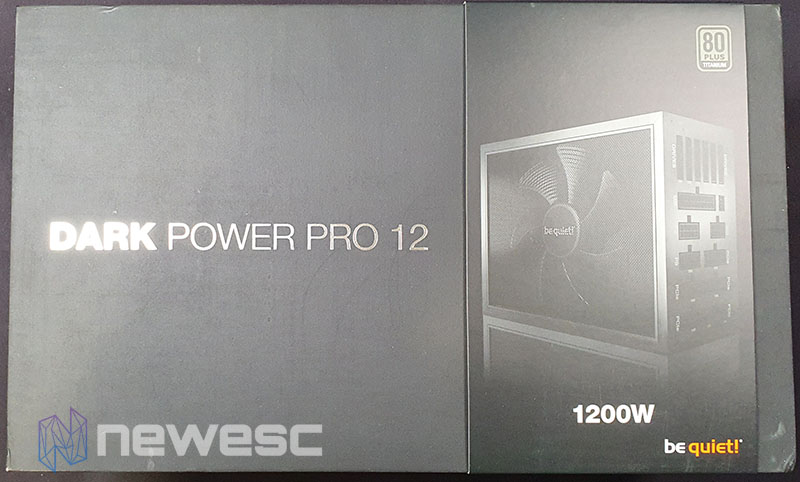 REVIEW BE QUIET DAR POWER PRO 12 CAJA FRONTAL