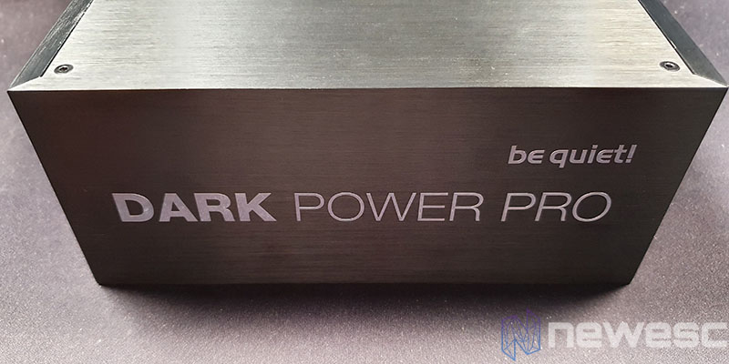 REVIEW BE QUIET DAR POWER PRO 12 LATERAL FUENTE