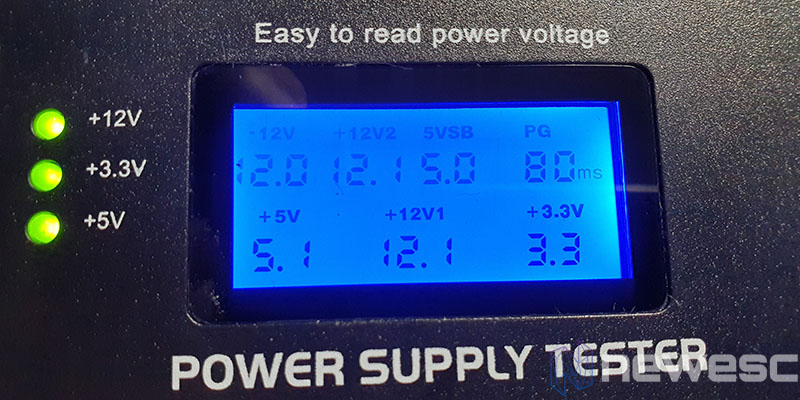 REVIEW BE QUIET DAR POWER PRO 12 TEST POWER SUPPLY