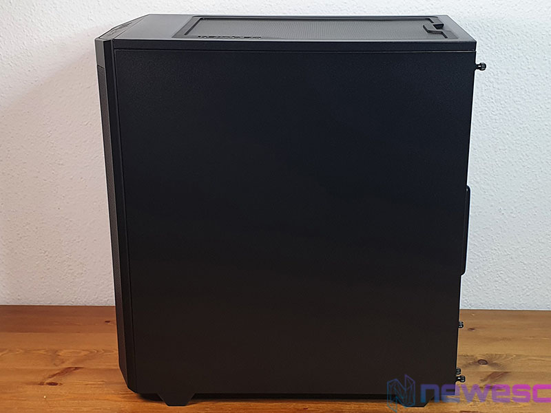 REVIEW BE QUIET PURE BASE 500DX LATERAL ACERO