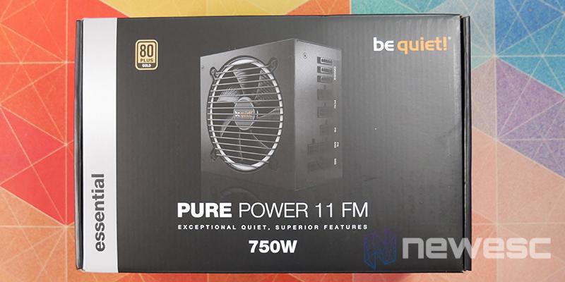 REVIEW BE QUIET PURE POWER 11 FM CAJA DELANTE