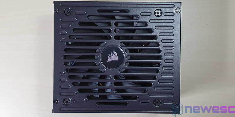 REVIEW CORSAIR AX850 VENTILADOR
