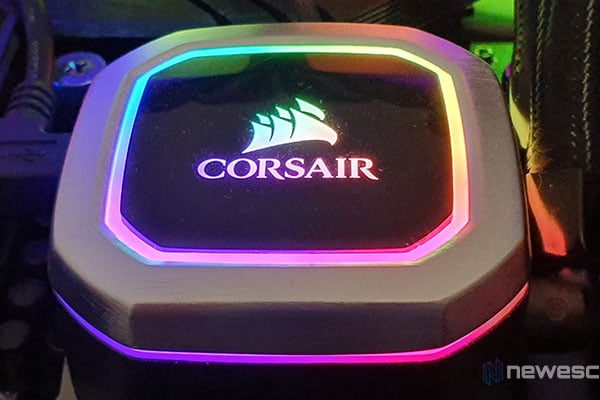 REVIEW CORSAIR H100I RGB PLATINUM