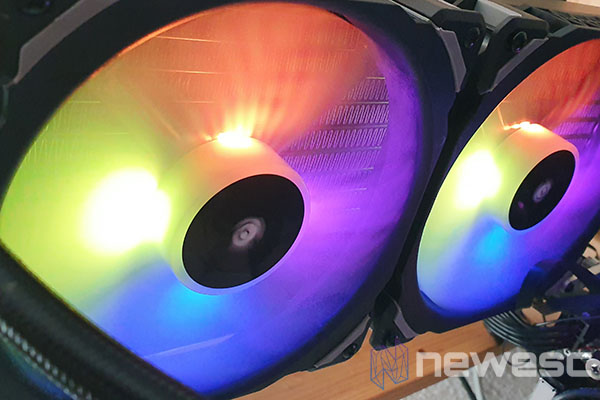 REVIEW CORSAIR H115I RGB PLATINUM