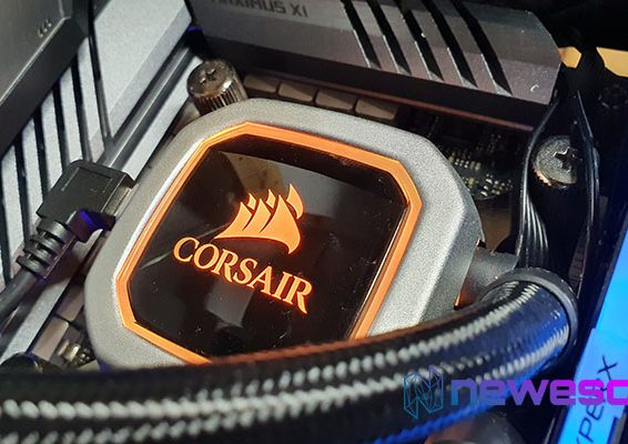 REVIEW CORSAIR H150I PRO DESTACADA