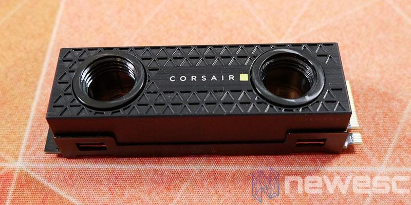 REVIEW CORSAIR MP600 PRO ACETAL