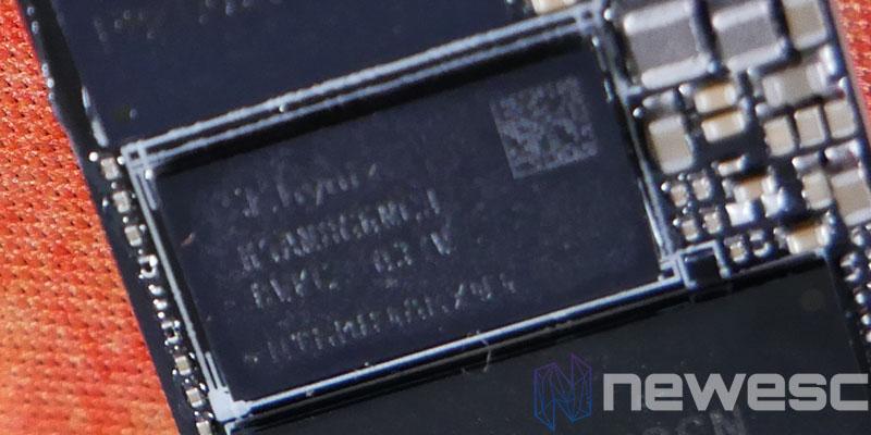 REVIEW CORSAIR MP600 PRO MEMORIA SKHYNIX DELANTE PCB