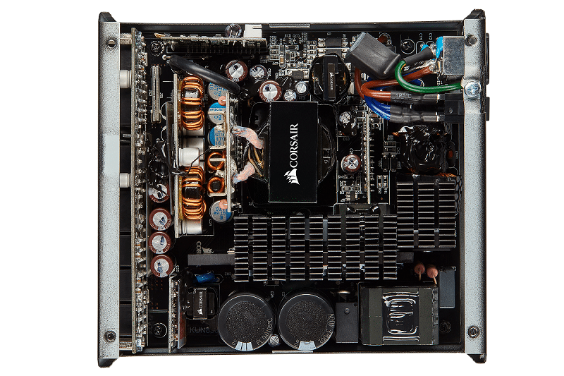 REVIEW CORSAIR RM850