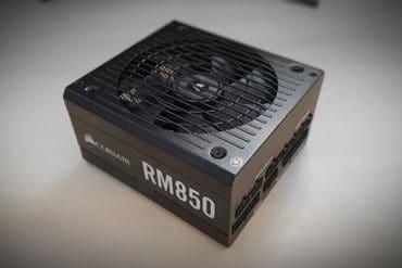 REVIEW CORSAIR RM850