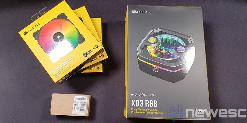 REVIEW CORSAIR XH303I RGB ACCESORIOS