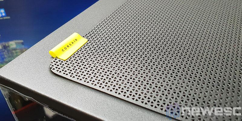 REVIEW CORSAIR XH303I RGB CORSAIR 4000D AIRFLOW