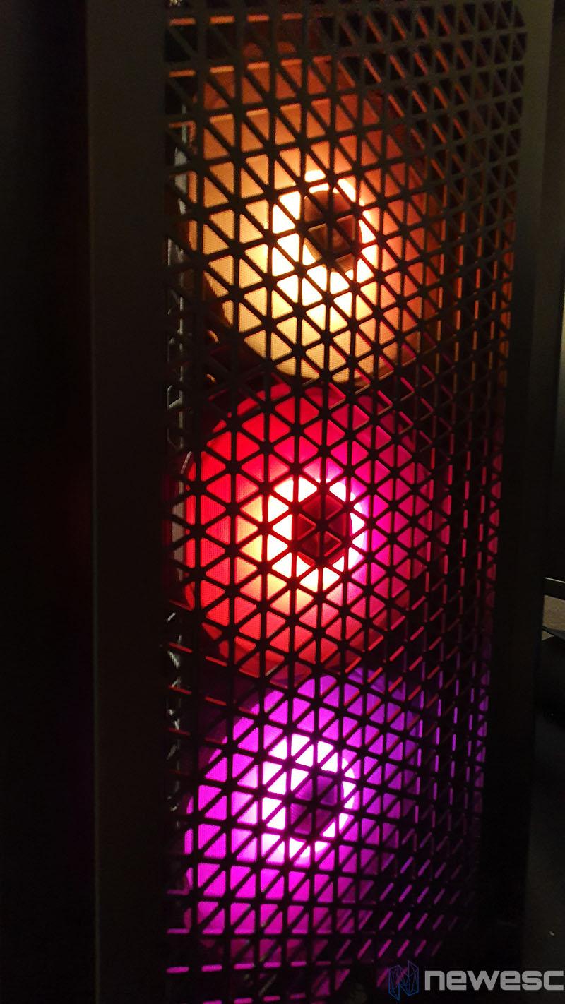 REVIEW CORSAIR XH303I RGB VENTILADORES