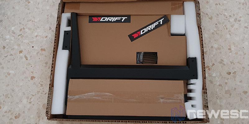 REVIEW DRIFT DZ200 EMBALAJE
