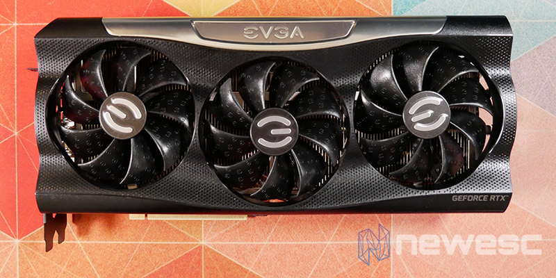 REVIEW EVGA RTX 3080Ti FTW3 ULTRA FRONTAL