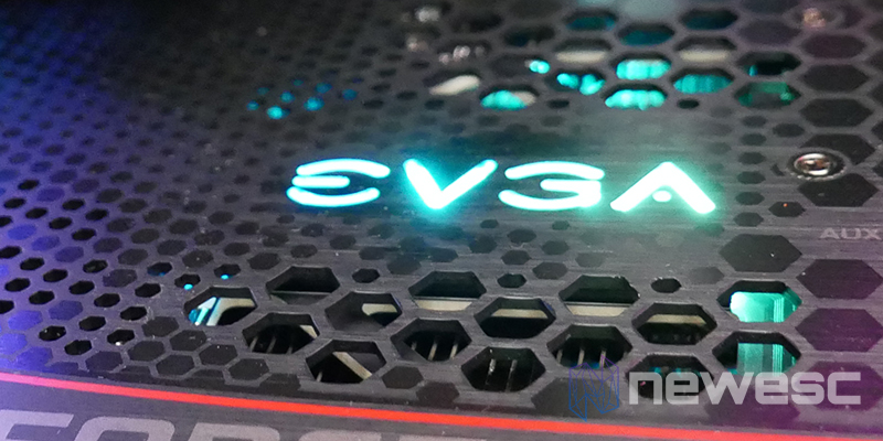 REVIEW EVGA RTX 3080Ti FTW3 ULTRA RGB LOGO BACKPLATE