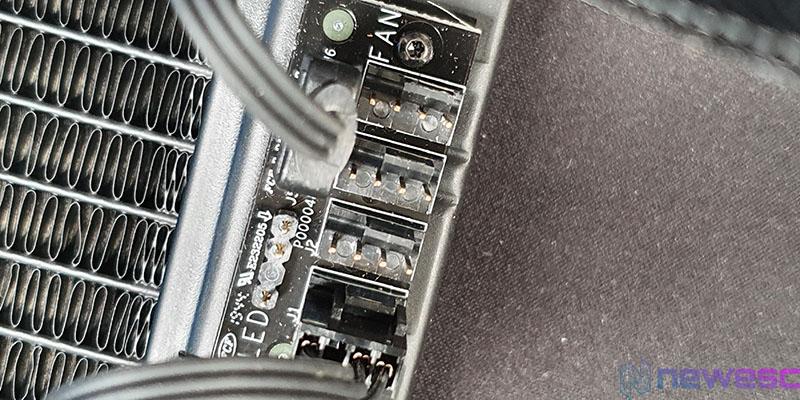 REVIEW FRACTAL DESING CELSIUS S36 PRISMA RGB HUB FAN Y ARGB