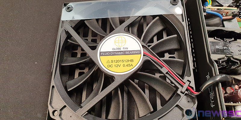 REVIEW FRACTAL ION SFX 500G VENTILADOR