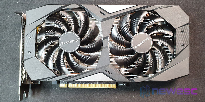 REVIEW GIGABYTE GTX 1650 SUPER WINDFORCE OC 4G TARJETA
