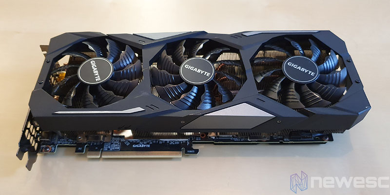REVIEW GIGABYTE RTX 2080 TI GAMING OC 11G GRAFICA