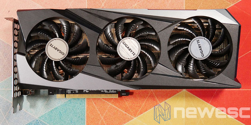 REVIEW GIGABYTE RTX 3060 GAMING OC FRONTAL