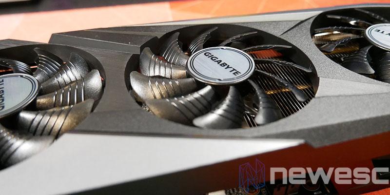REVIEW GIGABYTE RTX 3060 GAMING OC VENTILADORES